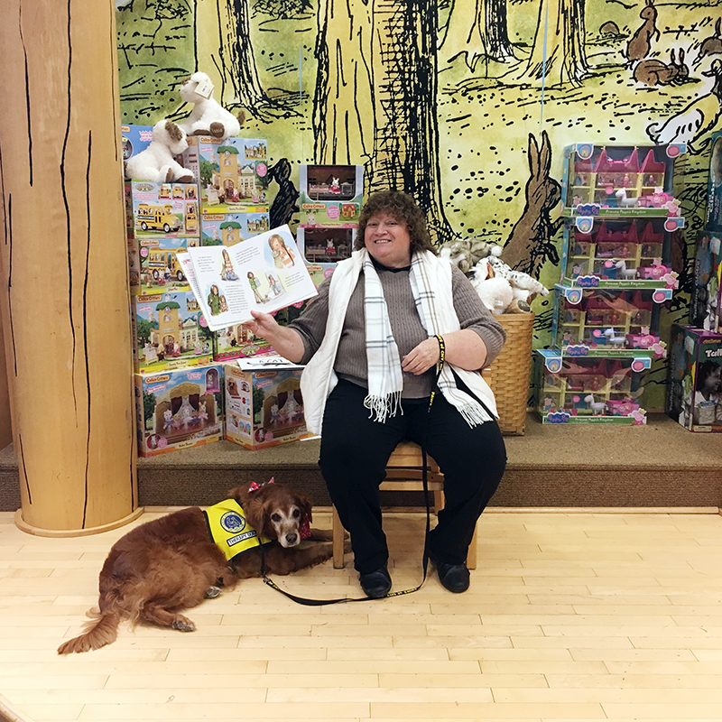 Pet Therapy Bookfair - Storybook