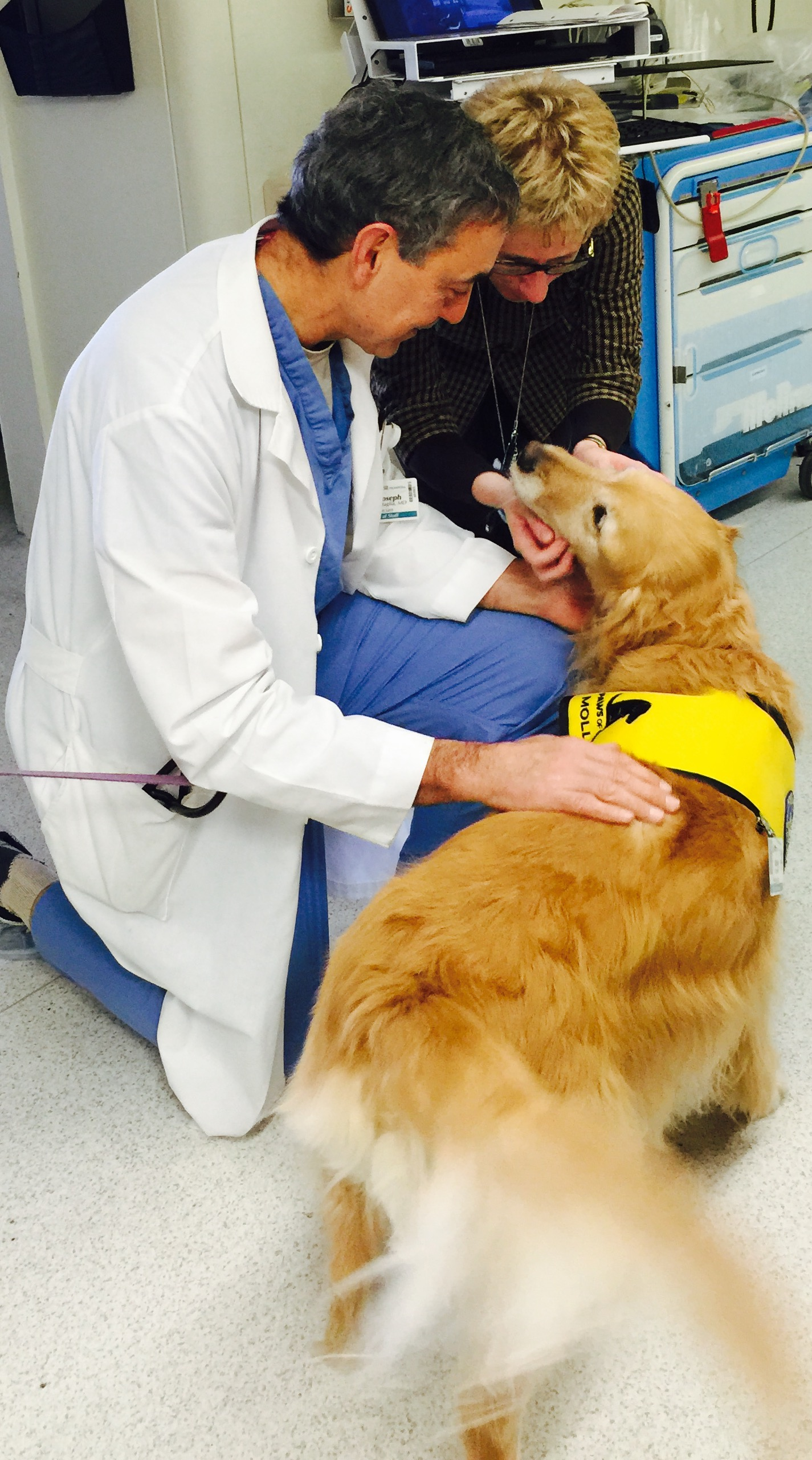 Syracuse Hospital Pet Therapy