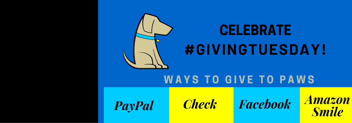 Celebrate #GivingTuesday